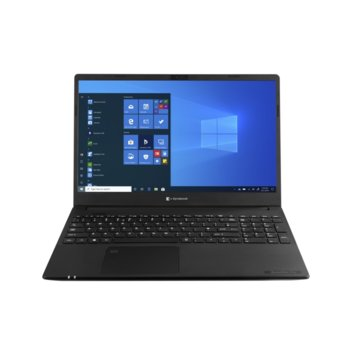 "Лаптоп Dynabook Toshiba Satellite Pro L50-G-13Q (PBS12E-03602DG6), двуядрен Comet Lake Intel Core i3-10110U 2.1/4.1 GHz, 15.6"" (39.62 cm) Full HD Anti-Glare Display, (HDMI), 8GB DDR4, 256GB SSD, 1x USB 3.1 Type-C, Windows 10 Pro image"