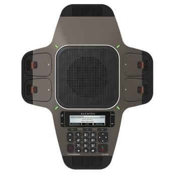 Конферетна станция Alcatel IP1850, четири микрофона, USB, 3 SIP акаунта, AUX image