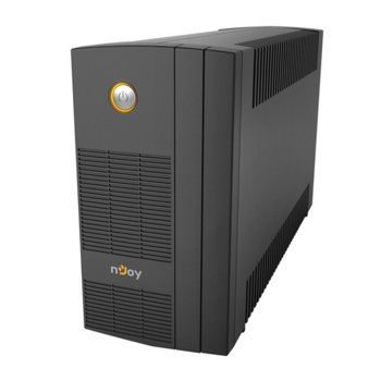 UPS nJoy 1000VA/600W, Line Interactive, Tower image