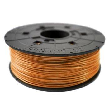 Консуматив за 3D принтер XYZprinting, ABS filament, 1.75mm, оранжев, 600 g image