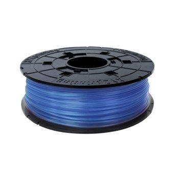 Консуматив за 3D принтер XYZprinting RFPLCXEU05E, PLA, 1.75 mm, син, 600 g image