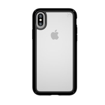 Калъф Speck iPhone X Presidio Show - Clear/Black product
