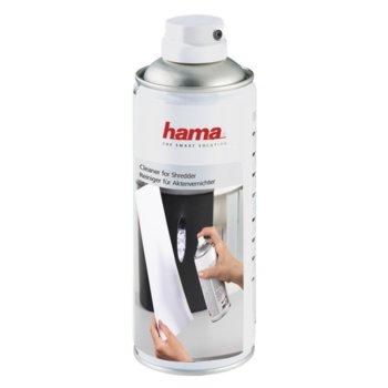 Почистващ спрей HAMA Shredder Cleaner, за шредери, 400мл image