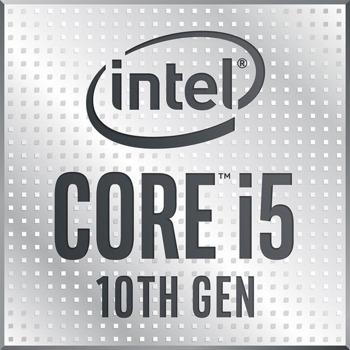 Процесор Intel Core i5-10400, шестядрен (2.9/4.3GHz, 12MB Cache, 1100MHz графична честота, LGA1200) Tray, без охлаждане image