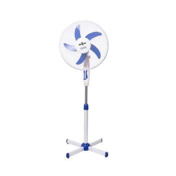 Настолен вентилатор Sapir SP 1760 BM5, 3 степени, 40 cm диаметър, 45 W, бял/син image