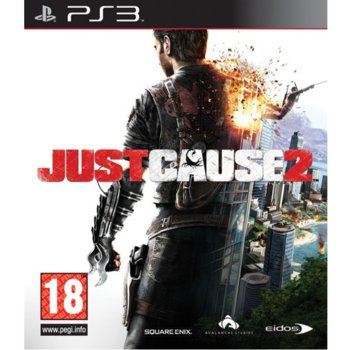 Just Cause 2 product