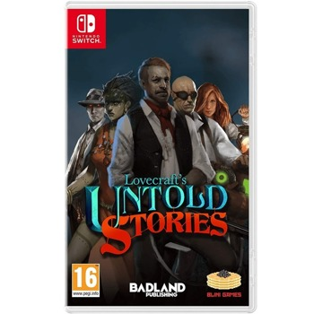 Lovecraft Untold Stories Switch product