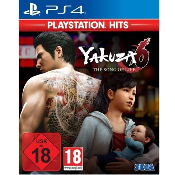 Игра за конзола Yakuza 6: The Song of Life, за PS4 image