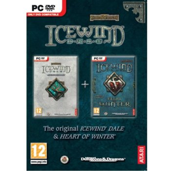Icewind Dale & Heart of Winter, за PC product