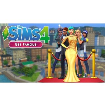 GMSIMS4GETFAMOUREXPPACKPC