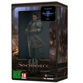 Игра SpellForce 3 - Soul Harvest Limited Edition, за PC image
