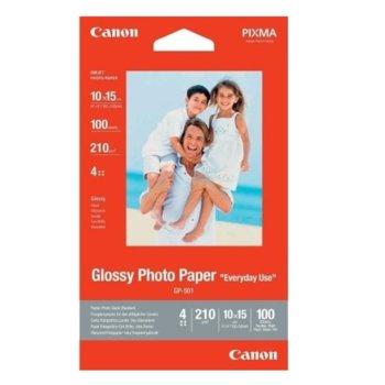 Копирна хартия Canon GP-501, А6, 210 g/m2, бяла, 100 листа image