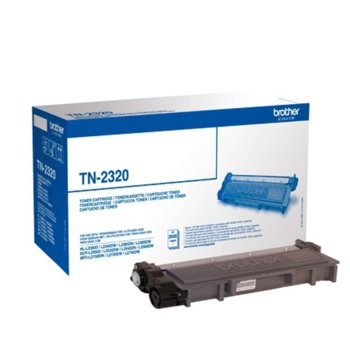 Brother TN-2320 Toner Cartridge High Yield product