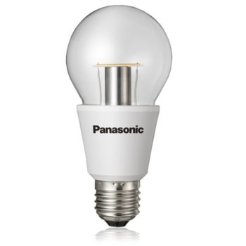 LED крушка Panasonic LDAHV6L27CG2EP, E27, (6.4W), 470lm, 2700K image