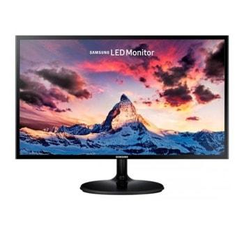 """Монитор Samsung LS22F350FHRXEN, 21.5"""" (54.61 cm) TN панел, Full HD, 5ms, 200cd/m2, D-sub, HDMI image"""