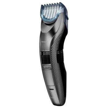 Машинка за подстригване Panasonic ER-GC63-H503, работа на батерия или включен към ел.жрежа, време за бръснене 40 минути, черна image