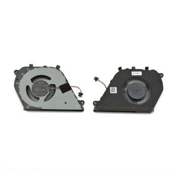 Вентилатор за DELL Inspiron 15-7000, 7570, 4pin, 5V - 0.5A image