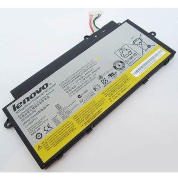 Батерия (оригинална) за лаптоп Lenovo IdeaPad, съвместима с U510/U31 Touch, 11.1V, 45Wh image