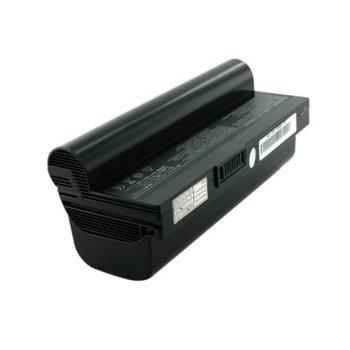 Батерия (заместител) за Asus EEE PC 1000HG/1000HE/1000/1000H/1000HD/1200/901/904/904HD, 7.4V, 11000 mAh image