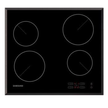 Стъклокерамичен плот за вграждане Samsung C61R2AAST, 6kW, керамичен, сензорно управление image