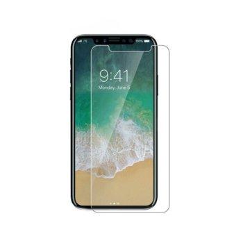 Протектор от закалено стъкло /Tempered Glass/ Remax Fairy GL-29, за iPhone X, прпозрачен image