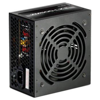 Захранване Zalman ZM500-LXII, 500W, Active PFC, 120 mm вентилатор image