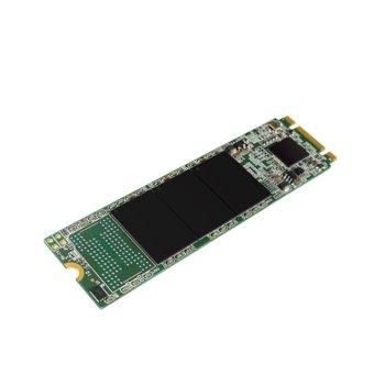 Памет SSD 512GB Silicon Power A55, SATA 3, M.2 (2280), скорост на четене 560 MB/s, скорост на запис 530 MB/s image
