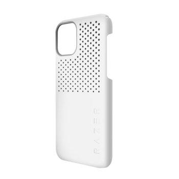 Калъф за Apple iPhone 11 Pro, хибриден, Razer Arctech Slim Mercury RC21-0145BM06-R3M1, бял image
