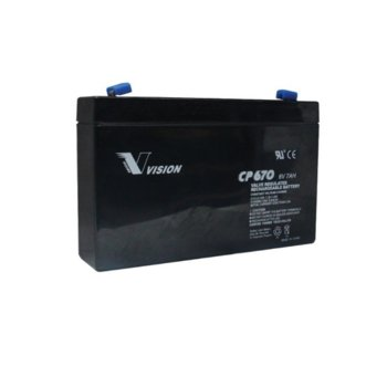 Vision CP670F1 product