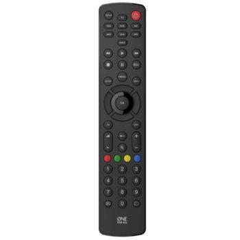 Дистанционно One For All CONTOUR 8 URC 1280, универсално, контролира до 8 устройства  image