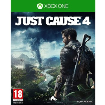Just Cause 4 (Xbox One) product