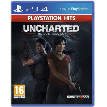 Uncharted: The Lost Legacy  product