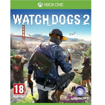 Watch Dogs 2 product