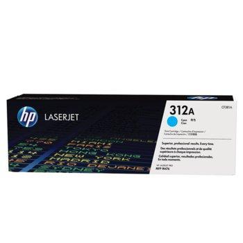HP Color LaserJet Pro MFP M476dn- Cyan - P№ CF381A product