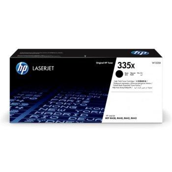 Тонер касета за HP LaserJet MFP M438/M440/M442/M443 - Black - W1335X - HP, Заб.: 13700 k image