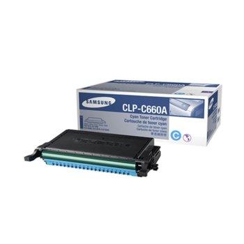 Касета за Samsung CLP-C660A - ST880A - Cyan - заб.: 2000k image