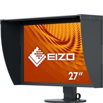 "Монитор EIZO CG2730, 27""(68.58 см) IPS панел, QHD, 13ms, 350 cd/m2, HDMI, DP, DVI image"