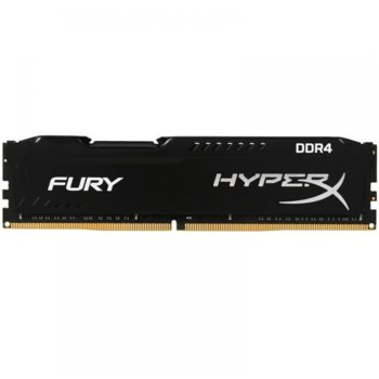 Памет 8GB DDR4 3466MHz, Kingston HyperX FURY (HX434C16FB3/8), 1.35 V  image