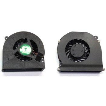 Вентилатор за лаптоп, съвместим с Toshiba Qosmio X505 (Вентилатор за видео картата) image