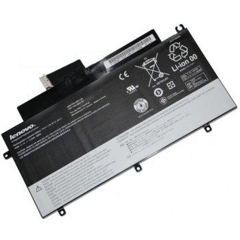 Батерия (оригинална) за лаптоп Lenovo, съвместима с Lenovo ThinkPad T431s, 11.1V, 4200mAh image