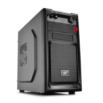 "Настолен компютър PC ""Small Office 3"", двуядрен Coffee Lake Intel Pentium Gold G5400 3.7 GHz, 8GB DDR4, 480GB SSD, USB 3.1, Free DOS image"
