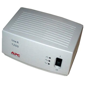 Стабилизатор APC Line-R 1200 Power Conditioner, 1200VA image