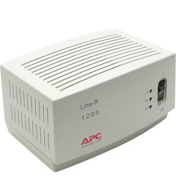 Стабилизатор APC Line-R 1200 Power Conditioner, 1200VA image