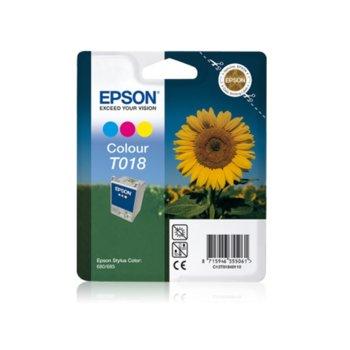 ГЛАВА ЗА EPSON STYLUS COLOR 680 - Color - P№ C13T01840110 image