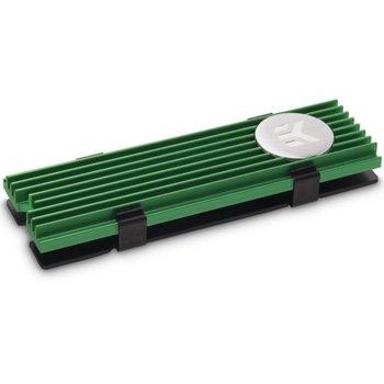 Охладител за SSD M.2 2280 EKWB EK-M.2, зелен image