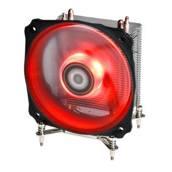 Охлаждане за процесор ID-Cooling SE-912I-R, съвместимост със сокети Intel LGA 1200/115X/1366 image