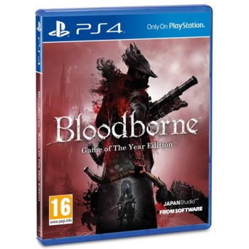 Игра за конзола Bloodborne: Game of the Year Edition, за PS4 image