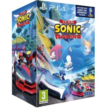 Игра за конзола Team Sonic Racing - Special Edition, за PS4 image