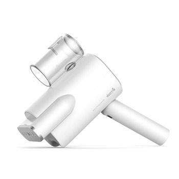 Уред за гладене с пара Xiaomi Deerma Garment Steamer HS007, 100 ml резервоар, сгъвaeм дизaйн, 800W, бял image