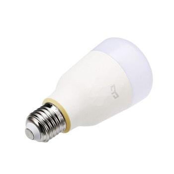Смарт крушка Yeelight Smart LED Bulb W3, E27, 900lm, 2700K, Wi-Fi, бяла image